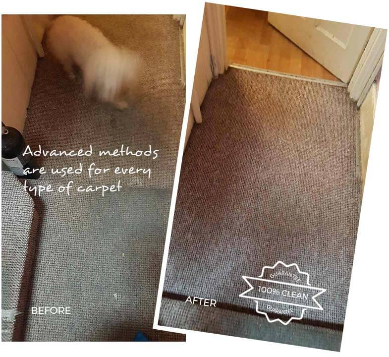 Carpet Cleaning Berrylands KT5