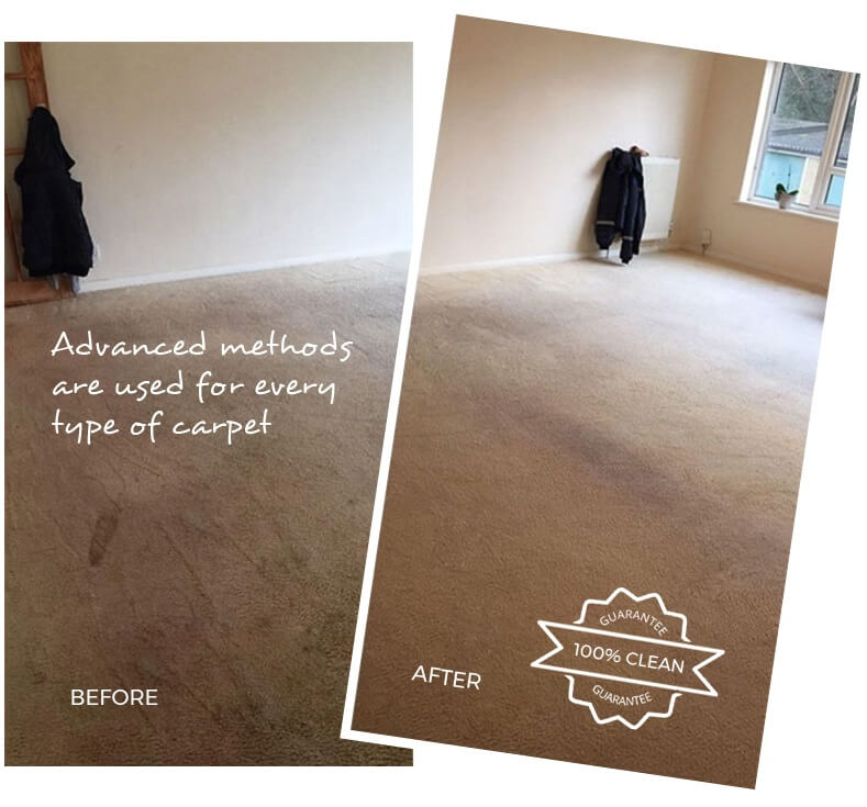 Carpet Cleaning Bushey WD23