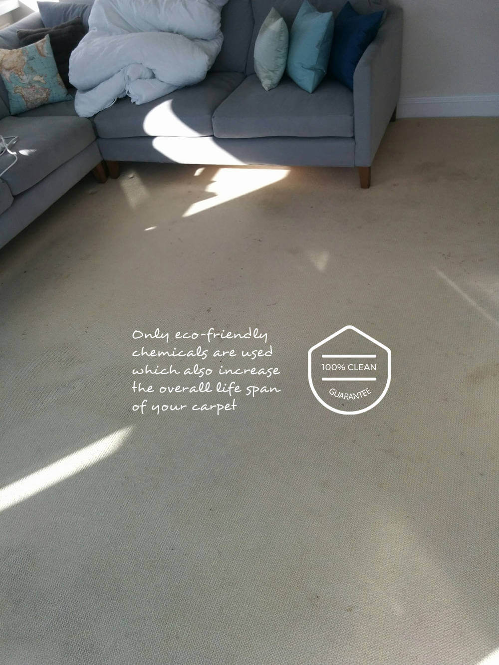 ... you spend a second thinking about how to get the marks out of your upholstery. It`s our job, we`re happy to do it, and we`re just a phone call away.
