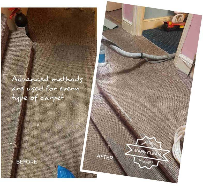 Carpet Cleaning Earlsfield SW18
