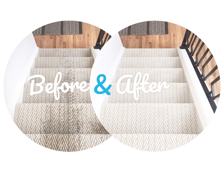 Just think of all the free time and energy you'll save by having someone else do the dirty carpet cleaning work for you!