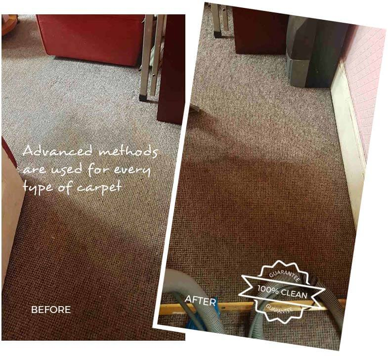 Carpet Cleaning Egham TW20
