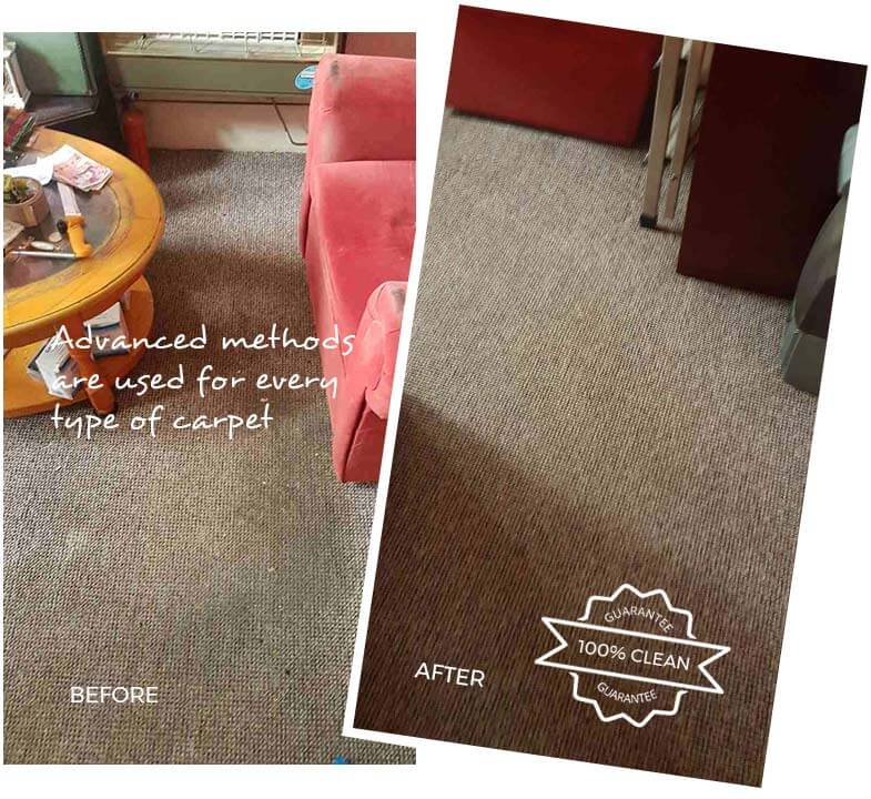 Carpet Cleaning Waterloo SE1