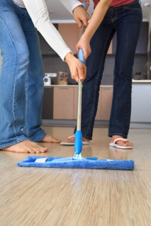 Managing Your Kitchen Cleaning