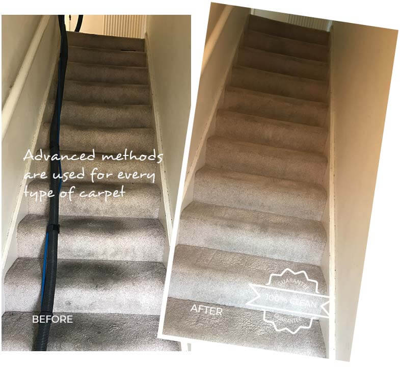 Carpet Cleaning Rickmansworth WD5