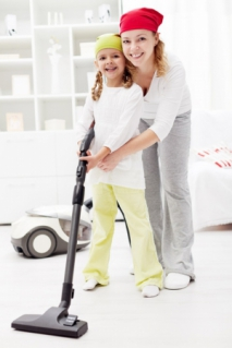 Tackling Cleaning - How to Keep your Home Clean with Minimal Effort