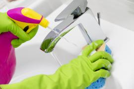 Rules For Bathroom Cleaning